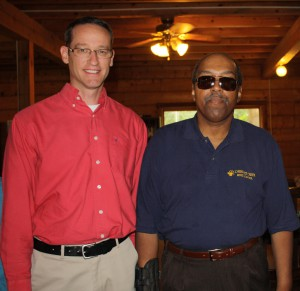 David LePere and Clarence Robinson