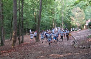1st Annual Trail 5K at Cherokee Creek Boys School